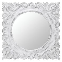 I pinned this Margate Wall Mirror from the Frost & Florals event at Joss and Main!