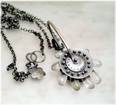 N1052 quartz spinner by Experimetal on Etsy