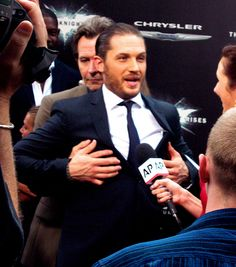 """The """"About Me"""" section from Tom Hardy's old MySpace profile. And 35 hot pics of him for his 35th birthday (last Sept)."""
