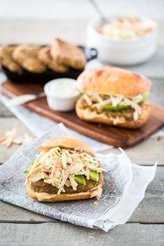 Favorite Newly Published #Recipe: Filet O' #Chickpea #Sandwich with Tartar Sauce Slaw | #Vegan Chews & Progressive News chickpea sandwich