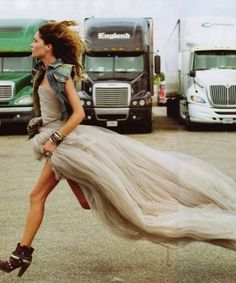 On the Run  #fashion #style #beauty #photography