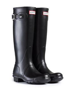 Original Tall Rain Boots | Hunter Boot Ltd