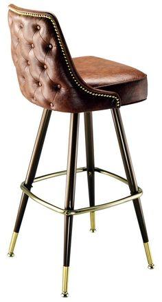 Bar Stool - 2530 | High End Bar Stool | Restaurant Bar Stools | Metal Bar Stools