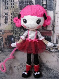 Charlotte crocheted | Flickr - Photo Sharing!