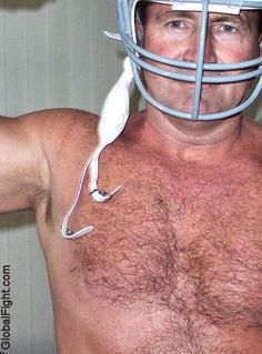very stocky football player manly tough guys pics