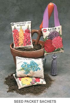 OH!  Love these seed packet sachets!!  :)