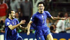Fabio Grosso World Cup winning goal