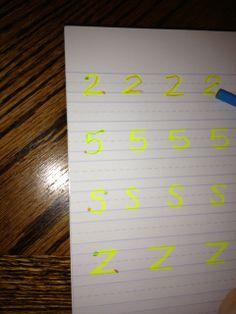 preschool start of school, number format, red dot, teaching kids to write numbers, preschool activities at home, green dot, form letter