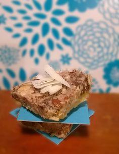Almond Joy Cookie Bar