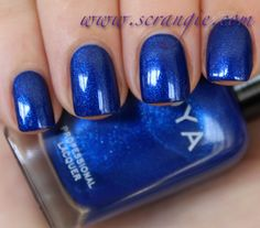 Scrangie: Zoya Diva Collection Fall 2012 Swatches and Review - Zoya Nail Polish in Song