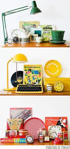 match desk, color stories, desktop, desks