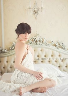 Boudoir back drops! Perfect for when you don't own a studio.