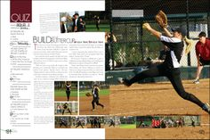 Palm Harbor University High School yearbook pages 184-185