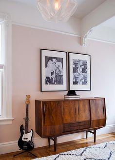 Mid Century Cabinet | SVK Interior Design