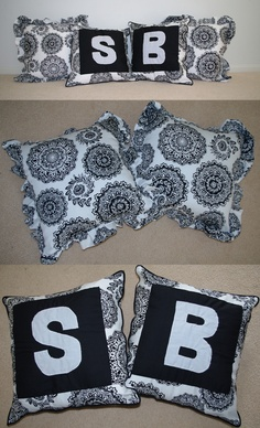 Wedding Gifts For Friends Who Have Everything : personalised cushions - great wedding gift for friends who already had ...