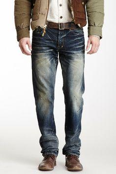 Barracuda Straight Leg Jean