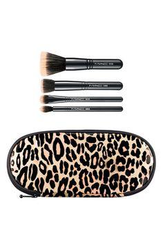 MAC 'Perfectly Plush -Mineralize' #Brush Kit