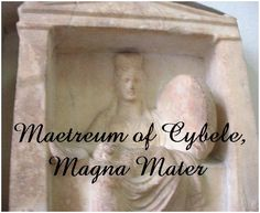 The Maetreum of Cybele, a temple that provides shelter to battered women, among other good works. http://gallae.com/