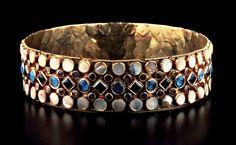Corona votiva di Teodolinda, fine VI / inizio VII secolo - Museo e Tesoro del Duomo di Monza - longobard art