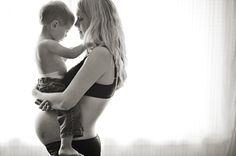 such a cute idea for a maternity shoot