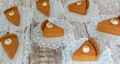 The Partiologist: Pumpkin Pie Cake Pops!