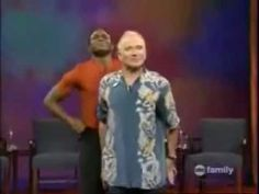 Whose Line is it Anyway? Robin Williams...pin now watch later. You will laugh so hard it just makes you feel good.