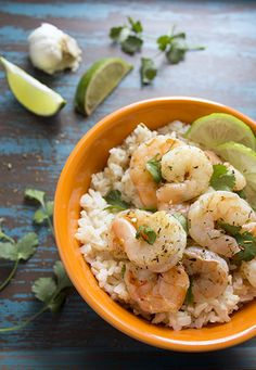 This is the perfect shrimp dish that your family will love for dinner tonight!