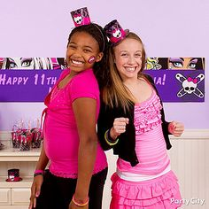 Everyone can get in on the Monster High spirit with some fun Monster High dress-up accessories.