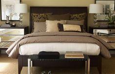 dark wood bedroom furniture