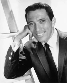 """Andy Williams, the singer best known for his version of the Oscar-winning song """"Moon River"""" from """"Breakfast at Tiffany's,"""" died at the age of 84 after a battle with bladder cancer."""