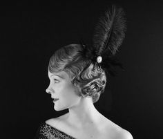 Get the Look: 1920's | SARAHPOTEMPA Hairstyling Tools