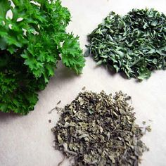 Home Remedies for Bad Breath: There's a reason it's always just lying there, fresh and green, on the edge of your plate.So, instead of just abandoning it on your plate, pick up that parsley and give it a couple of chews to cleanse your palate. You can also put a few handfuls in your juicer and take a couple of sips whenever you need to refresh your breath.