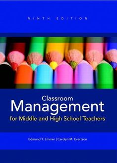 Classroom Management for Middle and High School « LibraryUserGroup.com – The Library of Library User Group