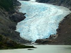 Bear Glacier on the way to Stewart, B.C. #YukonHo!