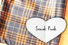 Sneak Peak!