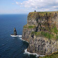 Cliffs of Moher , West of Ireland / JP Tournut