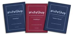 """Cathy Duffy reviews WriteShop I and II: """"WriteShop is a great resource for parents who lack confidence in their own ability to teach their students to write."""""""