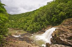 Private picnic by a waterfall with Ka'ana Resort, Belize