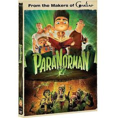 Ghoulishly funny 'ParaNorman' comes to DVD, Blu-ray and Blu-ray 3D on Tuesday, November 27, 2012