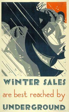 1921: 'Winter sales'