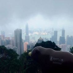 Baylor in Hong Kong!