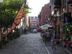 The Old Port portland town, bucket list, favorit place, england, visit, portland maine, destin america, travel, citi