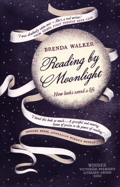 Reading by Moonlight by Brenda Walker (cover by Allison Colpoys)
