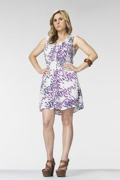 Brandi Passante from Storage Wars - love her dress!