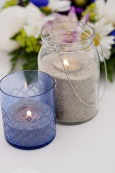wedding candles | annelie johansson photography