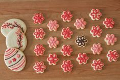 Skip making icing and decorate your cookies with colored dough!