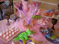 Princess Party Ideas.  Princess and Knight Princess Birthday Party Supplies from My Princess Party to Go.  Shop for this Princess and Knight Party at www.myprincesspartytogo.com  #princesspartyideas #princessparty #kinghtparty #princessandknight