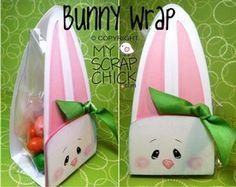 Bunny Treat Wrap