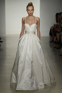 Amsale Bridal Fall 2014 - Slideshow - Runway, Fashion Week, Fashion Shows, Reviews and Fashion Images - WWD.com