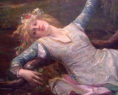 Alexandre Cabanel, Ophelia